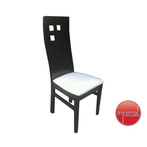 Comedor 8 sillas minimal muebles for Sillas de oficina minimalistas